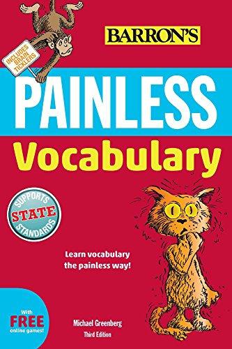9781438007786: Painless Vocabulary (Painless Series)