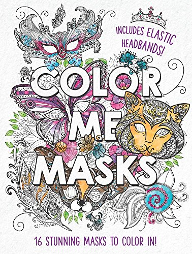 Color Me Masks: 16 Stunning Masks to: Zumis, Aimee