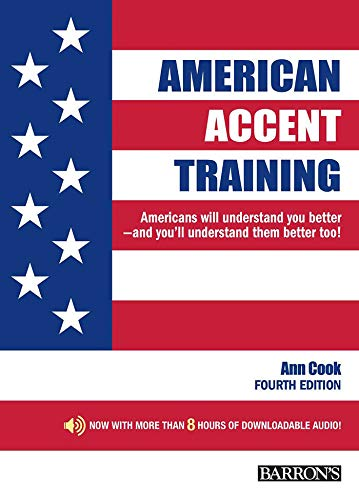 9781438010359: American Accent Training (American Accent Traning)
