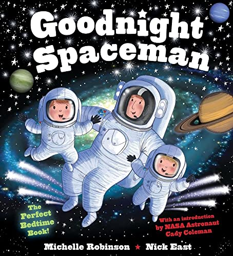 9781438010861: Goodnight Spaceman: The Perfect Bedtime Book!