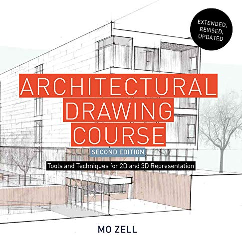 9781438011158: Architectural Drawing Course: Tools and Techniques for 2-D and 3-D Representation