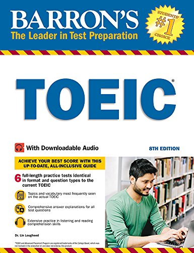 9781438011837: TOEIC: With Downloadable Audio