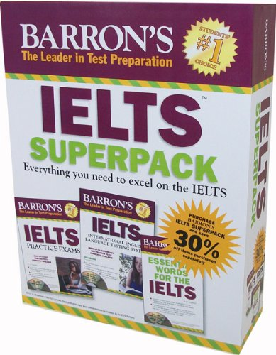 9781438069470: IELTS Superpack