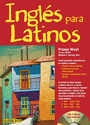 9781438070599: Ingles para Latinos, Level 1 with Audio CDs