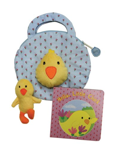 9781438071091: My Little Chick Tote Bag