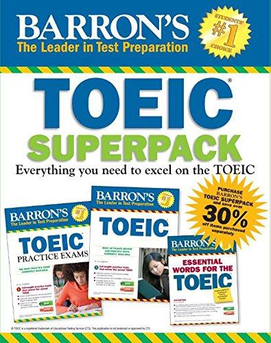 9781438074764: TOEIC Superpack