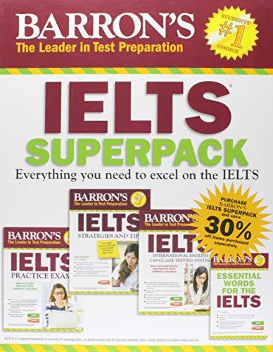 9781438075464: IELTS Superpack