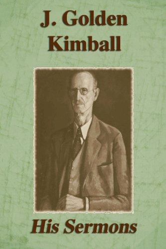 9781438205274: J. Golden Kimball: His Sermons