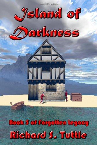 9781438211152: Island of Darkness (Forgotten Legacy, Book 5)