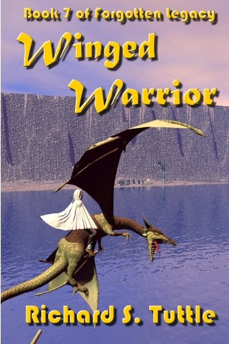 9781438211237: Winged Warrior (Forgotten Legacy, Book 7)