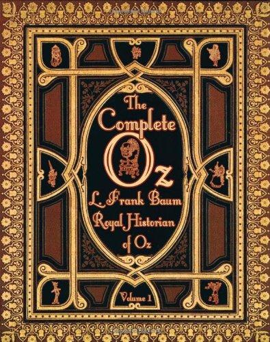 9781438214665: The Complete Oz: Volume 1