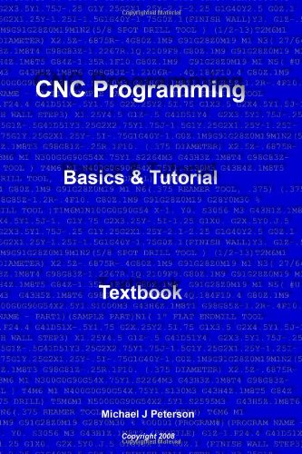 9781438218915: CNC Programming: Basics & Tutorial Textbook
