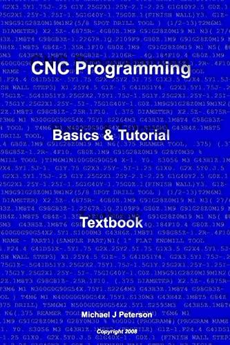 9781438218915: CNC Programming: Basics & Tutorial Textbook