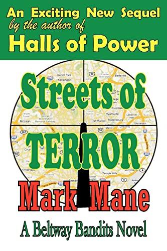 9781438220420: Streets Of Terror