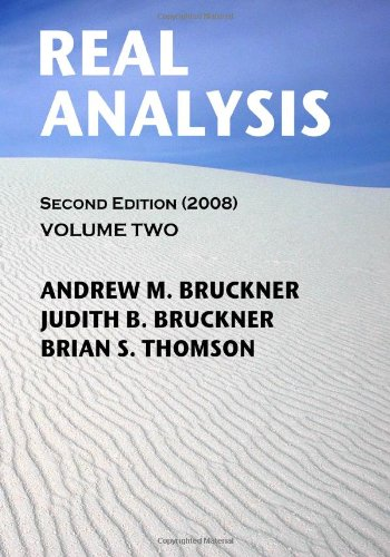 9781438220789: Real Analysis: Second Edition (2008)