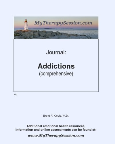 9781438229102: Journal: Addictions (Comprehensive)