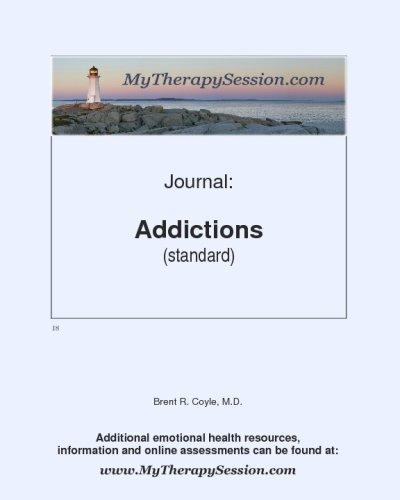 9781438235004: Journal: Addictions (Standard)