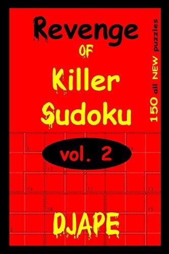 9781438239248: Revenge Of Killer Sudoku 2: 150 Killer Sudoku Puzzles