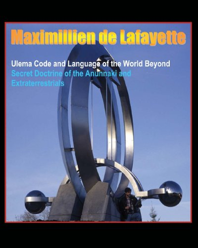 9781438242798: Ulema Code And Language Of The World Beyond. Secret Doctrine Of The Anunnaki And Extraterrestrials