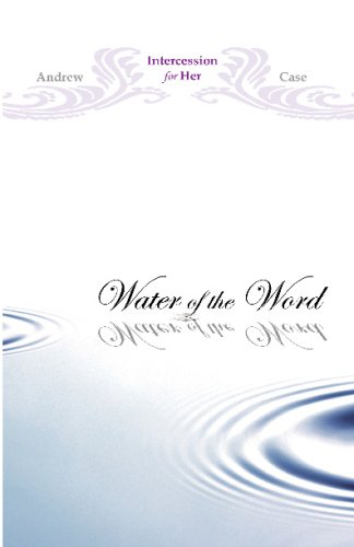 9781438245317: Water Of The Word: Intercession For Her