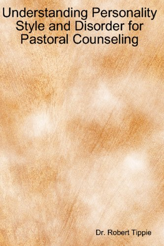 9781438252636: Understanding Personality Style And Disorder For Pastoral Counseling