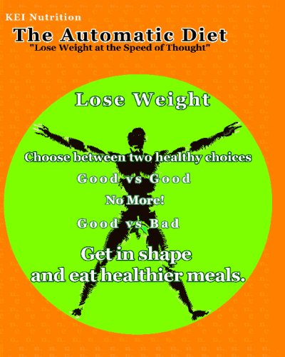 9781438253237: The Automatic Diet: Lose Weight At The Speed Of Thought