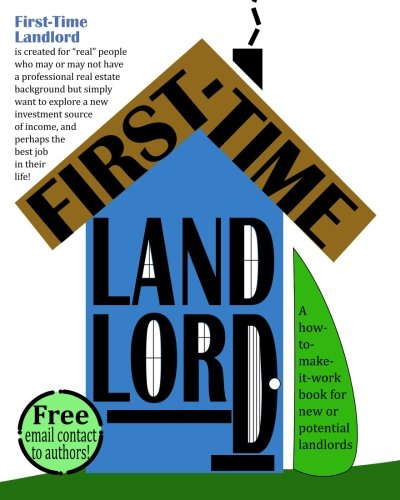 9781438256498: First-Time Landlord: A How-To-Make-It-Work Book for New Landlords