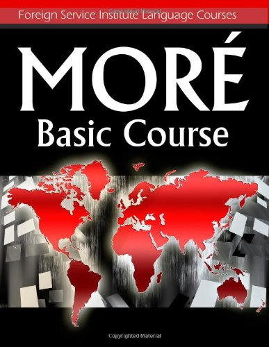Moré Basic Course (9781438261225) by Foreign Service Institute