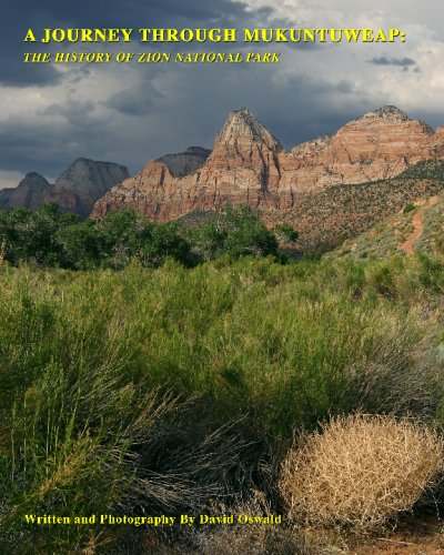 9781438264530: A Journey Through Mukuntuweap: The History Of Zion National Park