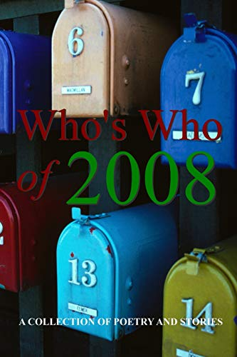 Who's Who Of 2008: Drury, Gary; Haupt,