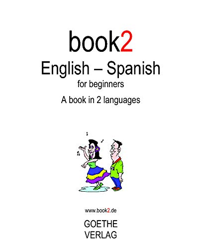 9781438268392: Book2 English - Spanish For Beginners: A Book In 2 Languages