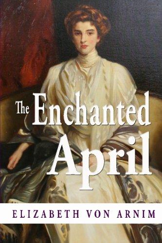 9781438278360: The Enchanted April