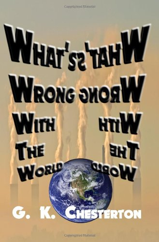 9781438279787: What's Wrong With The World