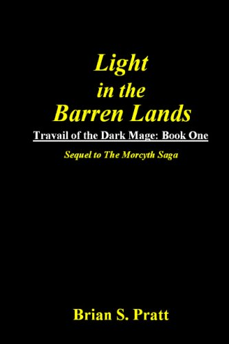 9781438287621: Light in the Barren Lands: Travail of The Dark Mage (Book One)