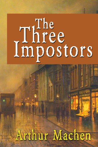 9781438288109: The Three Impostors