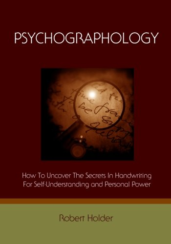 9781438288208: Psychographology: How To Uncover The Secrets In Handwriting For Self-Understanding And Personal Power
