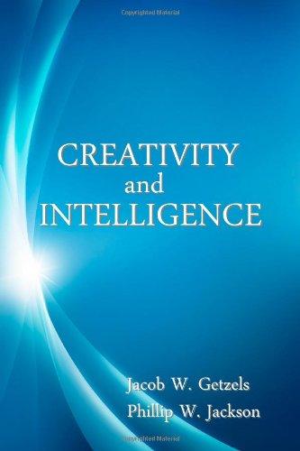 9781438288321: Creativity and Intelligence