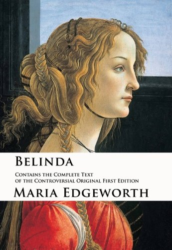 9781438288772: Belinda : Contains the Complete Text of the Controversial Original First Edition