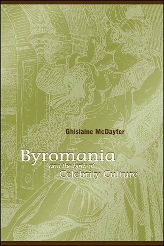 9781438425252: Byromania and the Birth of Celebrity Culture (Studies in the Long Nineteenth Century)