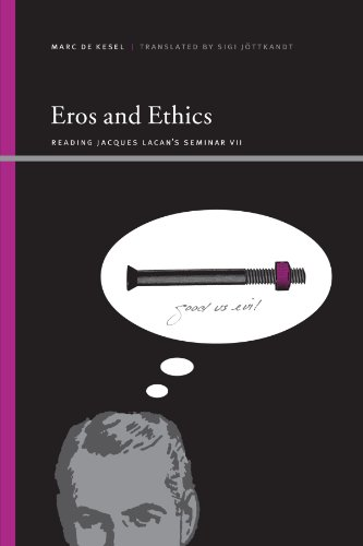 9781438426105: Eros and Ethics: Reading Jacques Lacan's Seminar VII (SUNY Series, Insinuations: Philosophy, Psychoanalysis, Literature)