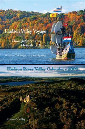 9781438426990: Set - Hudson Valley Voyage and Hudson River Valley Calendar 2009: Free Bonus Calendar - $11.95 Value, with Purchase of Hudson Valley Voyage Book