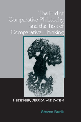 9781438427348: The End of Comparative Philosophy and the Task of Comparative Thinking: Heidegger, Derrida, and Daoism (SUNY Series in Chinese Philosophy and Culture) ... Chinese Philosophy and Culture (Paperback))
