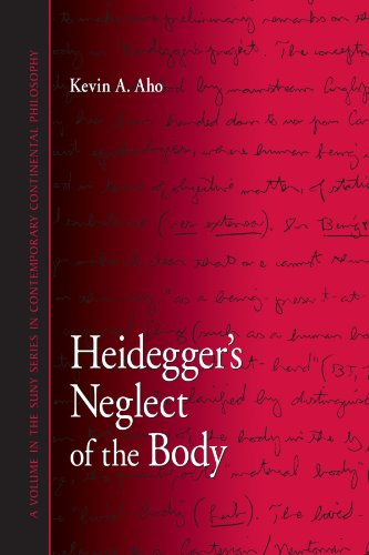 Heidegger's Neglect of the Body (Suny Series in Contemporary Continental Philosophy) (Suny ...