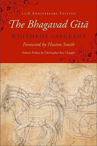 9781438428413: The Bhagavad Gita: Twenty-fifth-Anniversary Edition (Excelsior Editions)
