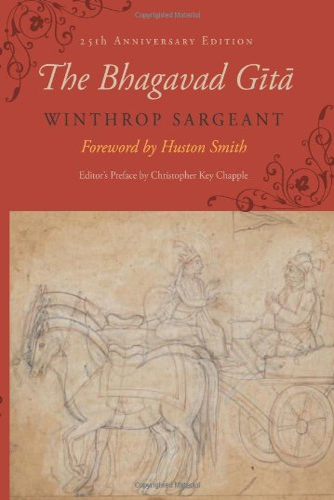 9781438428413: The Bhagavad Gita: Twenty-fifth-anniversary Edition (Excelsior Editions) (English and Sanskrit Edition)