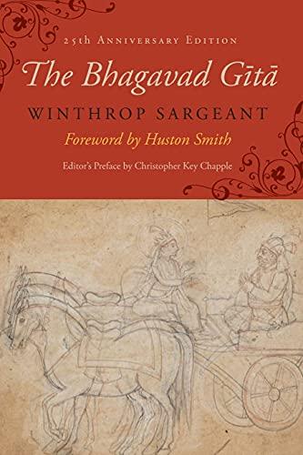9781438428420: The Bhagavad Gita (Excelsior Editions) (English and Sanskrit Edition)