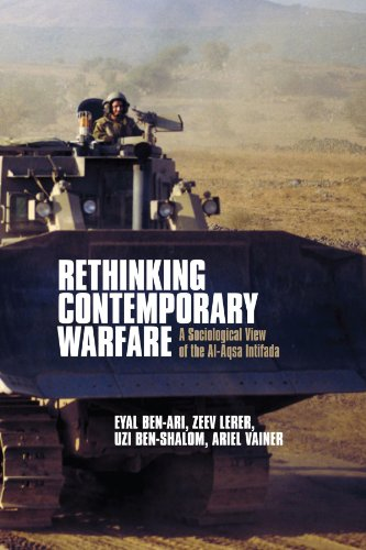 9781438431840: Rethinking Contemporary Warfare: A Sociological View of the Al-Aqsa Intifada (Suny Series in Israeli Studies)