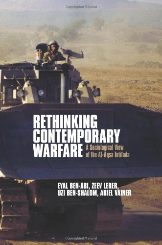 9781438431857: Rethinking Contemporary Warfare: A Sociological View of the Al-Aqsa Intifada (SUNY Series in Israeli Studies)