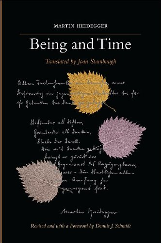 9781438432755: Being and Time (SUNY Series in Contemporary Continental Philosophy)