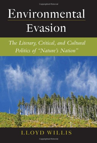 9781438432816: Environmental Evasion: The Literary, Critical, and Cultural Politics of